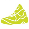Green Shoe Icon